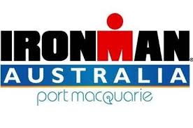 Port Macquarie Ironman logo